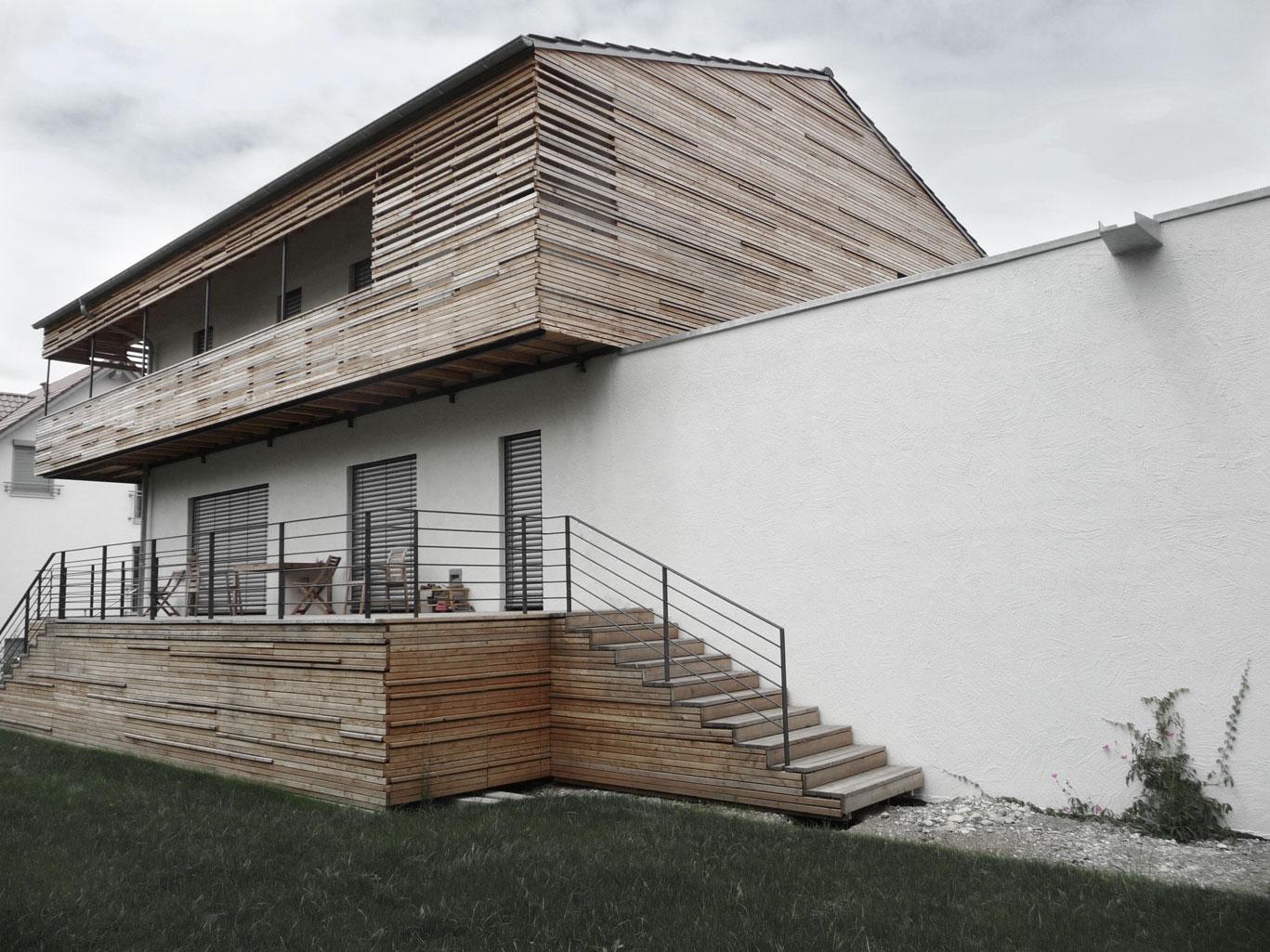 Haus K Memmingen | Joachim + Thoma